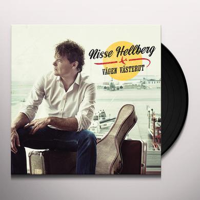 Nisse Hellberg VAGEN VASTERUT Vinyl Record
