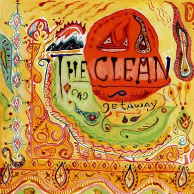Clean GETAWAY Vinyl Record