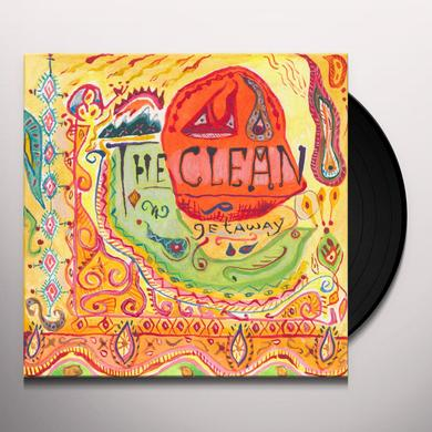 Clean GETAWAY Vinyl Record - Digital Download Included