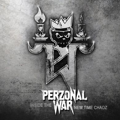 PERZONAL WAR INSIDE THE NEW TIME CHAOZ Vinyl Record