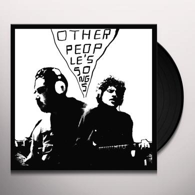 Damien Jurado / Richard Swift OTHER PEOPLE'S SONGS 1 Vinyl Record