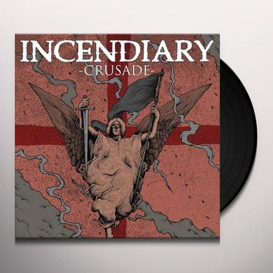 Incendiary CRUSADE  (SLV) Vinyl Record - Limited Edition, Digital Download Included