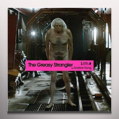 Andrew Hung GREASY STRANGLER / O.S.T. Vinyl Record