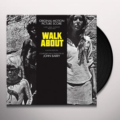 John Barry WALKABOUT / O.S.T. Vinyl Record