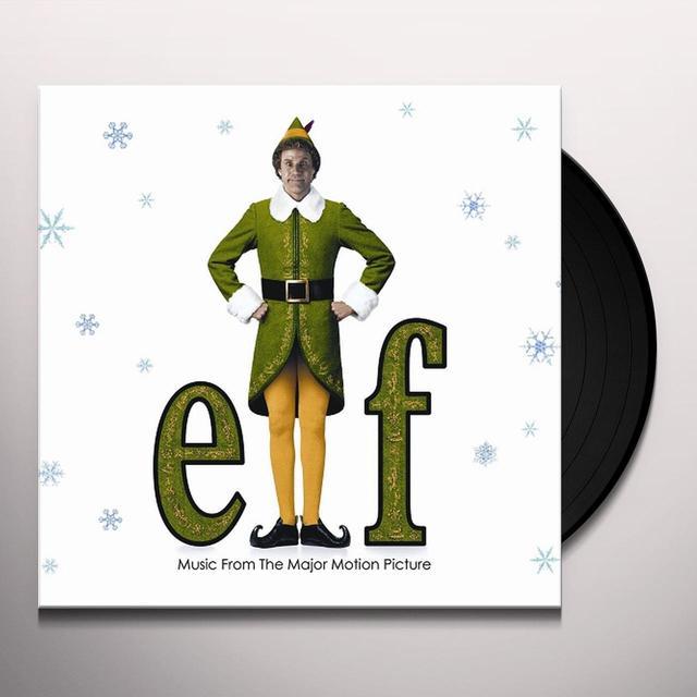 ELF / O.S.T. Vinyl Record