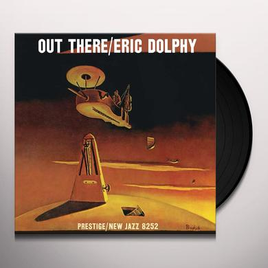 Eric Dolphy OUT THERE Vinyl Record - 200 Gram Edition