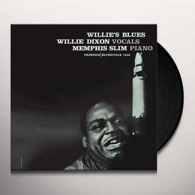 Willie Dixon & Memphis Slim WILLIE'S BLUES Vinyl Record - 200 Gram Edition