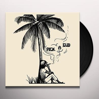 Keith Hudson PICK A DUB Vinyl Record