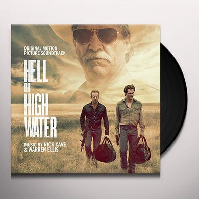 Nick Cave / Warren Ellis HELL OR HIGH WATER - O.S.T. Vinyl Record