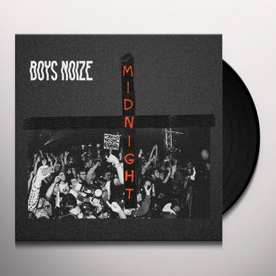 Boys Noize MIDNIGHT REMIX Vinyl Record