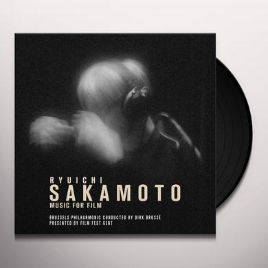 Ryuichi Sakamoto MUSIC FOR FILM - O.S.T. Vinyl Record