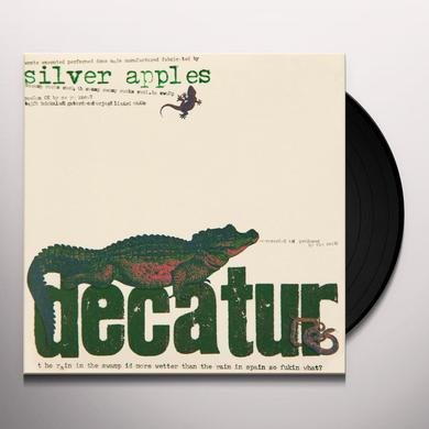 Silver Apples DECATUR Vinyl Record