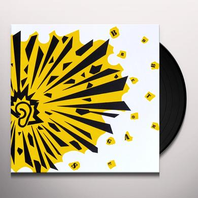 Borbetomagus EASTCOTE STUDIOS SESSION Vinyl Record