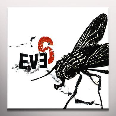 EVE 6    (COL) Vinyl Record - Clear Vinyl, 180 Gram Pressing, Red Vinyl