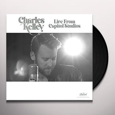 Charles Kelley LIVE FROM CAPITOL STUDIOS Vinyl Record
