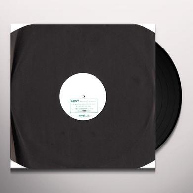 Arsy MORNING MACHINE Vinyl Record