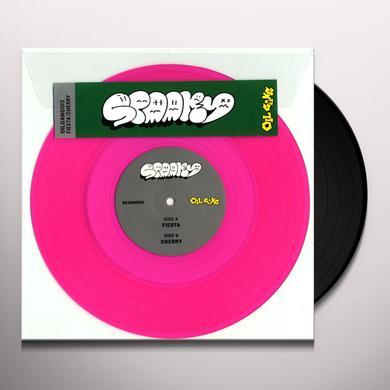 Spooky FIESTA / CHERRY Vinyl Record - 10 Inch Single