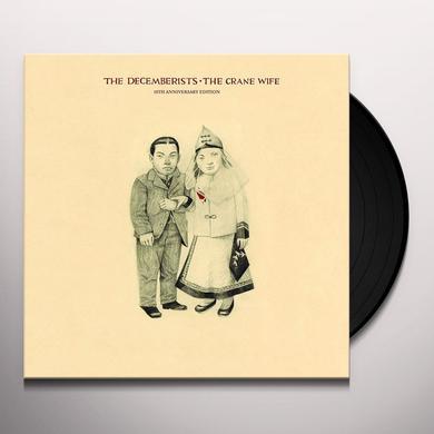 Decemberists CRANE WIFE Vinyl Record