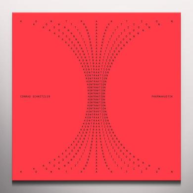 Conrad Schnitzler & Pharmakustik KONTRAKTION Vinyl Record - Clear Vinyl