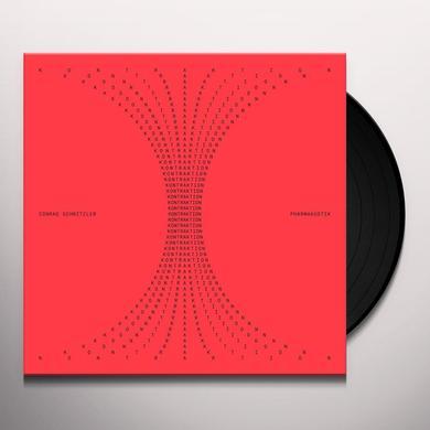 Conrad Schnitzler KONTRAKTION Vinyl Record