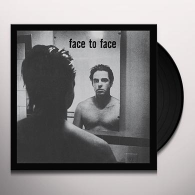 FACE TO FACE Vinyl Record - Reissue