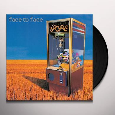 Face To Face BIG CHOICE Vinyl Record - Reissue