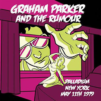 Graham Parker / Rumour LIVE IN NEW YORK Vinyl Record