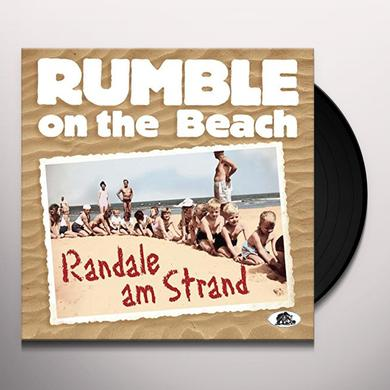 RUMBLE ON THE BEACH RANDALE AM STRAND Vinyl Record