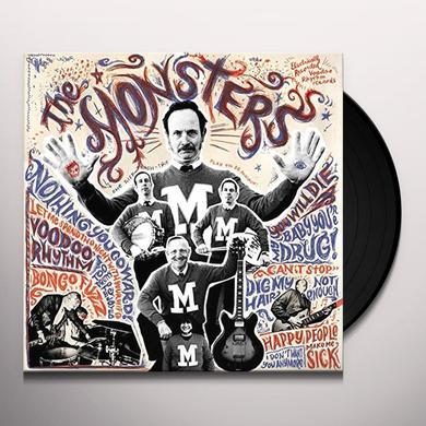 Monsters M Vinyl Record