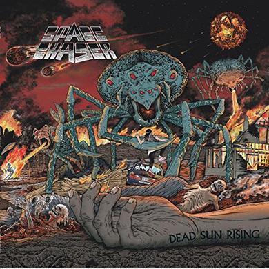 Space Chaser DEAD SUN RISING Vinyl Record