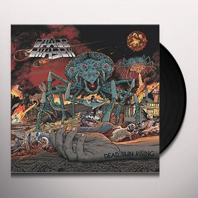 Space Chaser DEAD SUN RISING Vinyl Record