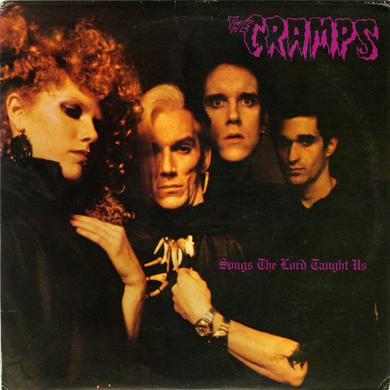 Cramps SONGS THE LORD TAUGHT US Vinyl Record