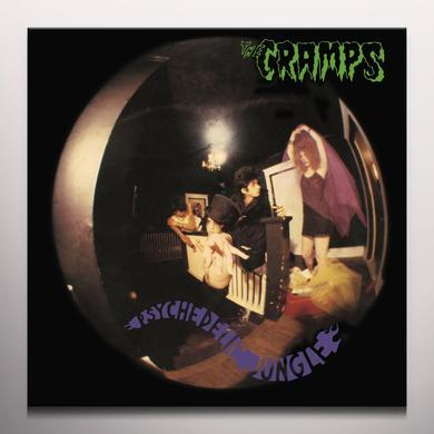 Cramps PSYCHEDLIC JUNGLE Vinyl Record