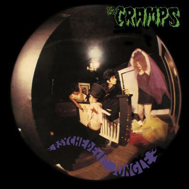 Cramps PSYCHEDLIC JUNGLE Vinyl Record