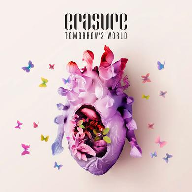 Erasure TOMORROW'S WORLD Vinyl Record