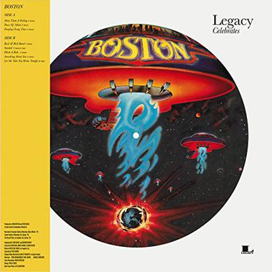 BOSTON Vinyl Record