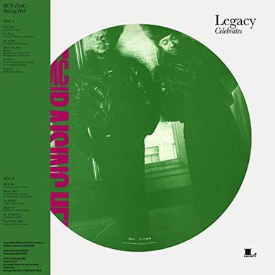 Run-Dmc RAISING HELL Vinyl Record