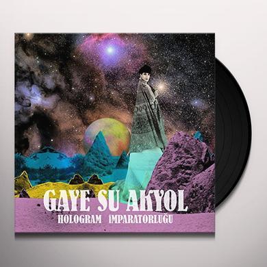 GAYE SU AKYOL HOLOGRAM IMPARATORLUGU Vinyl Record - Gatefold Sleeve