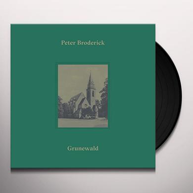 Peter Broderick GRUNEWALD Vinyl Record