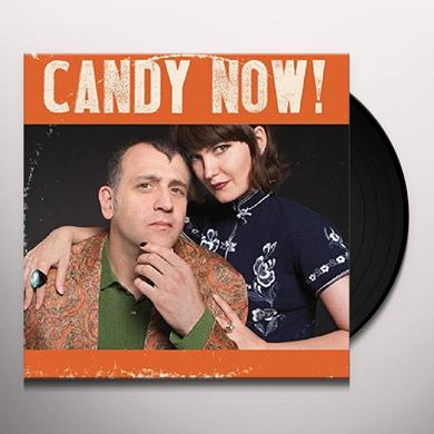 CANDY NOW Vinyl Record