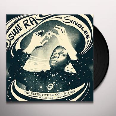 Sun Ra SINGLES Vinyl Record