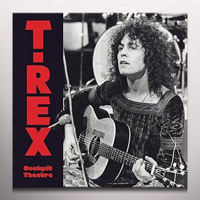 T-Rex COCKPIT THEATRE Vinyl Record - Colored Vinyl, Red Vinyl