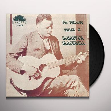 VIRTUOSO GUITAR OF SCRAPPER BLACKWELL Vinyl Record