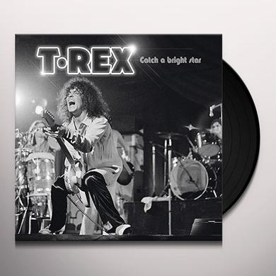 T-Rex CATCH A BRIGHT STAR (LIVE IN CARDIFF) Vinyl Record
