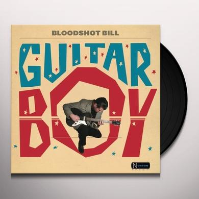 Bloodshot Bill GUITAR BOY Vinyl Record