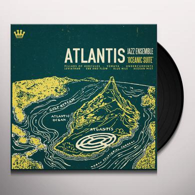 Atlantis Jazz Ensemble OCEANIC SUITE Vinyl Record