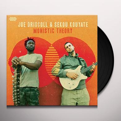 Joe Driscoll / Sekou Kouyate MONISTIC THEORY Vinyl Record - UK Import