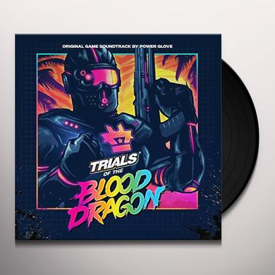 Power Glove TRIALS OF THE BLOOD DRAGON / O.S.T. Vinyl Record - UK Import