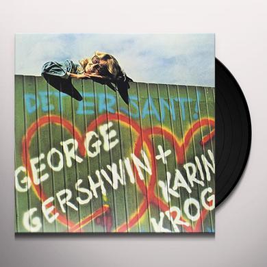 GERSHWIN WITH KARIN KROG Vinyl Record