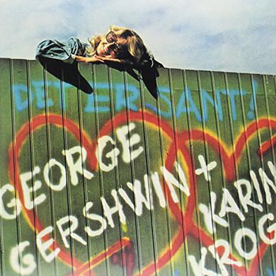 GERSHWIN WITH KARIN KROG Vinyl Record
